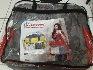 (Barter/Nego) Snobby diapers bag