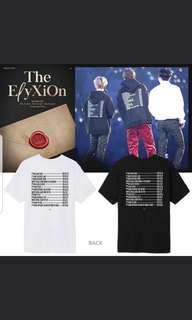 Instock exo shirt size L