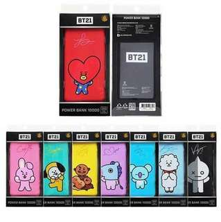 BT21 POWERBANK