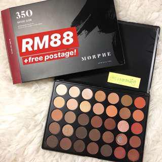 Morphe Eyeshadow 35O 350