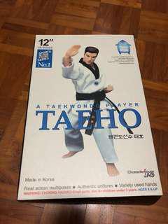 1/6 Martial Arts Taekwondo Action Figure (Taeho)