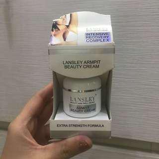 Armpit beauty cream