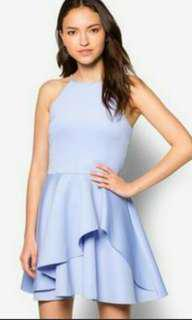 Baby Blue Dress(rental/sale)