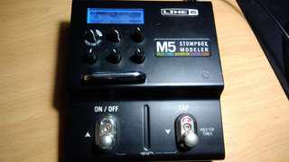 Line 6 M5 Effects Modeller