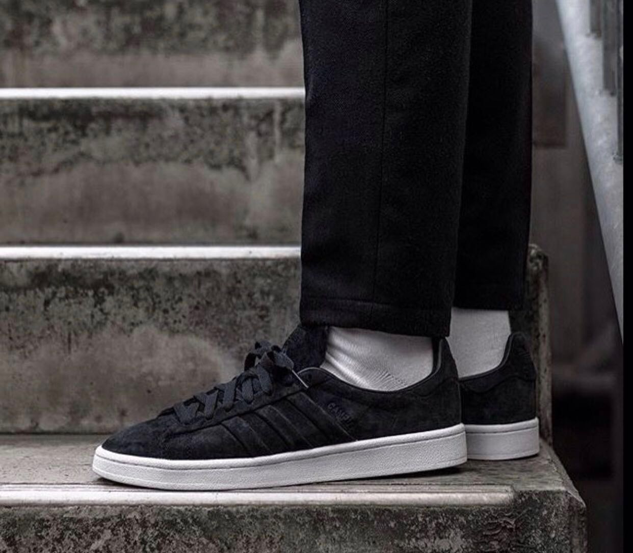 new style 0d3bb 43ed8 Adidas Originals Campus Stitch  Turn, Mens Fashion, Footwear on Carousell