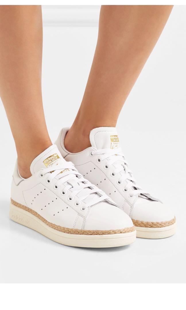 78df4b319d4 Adidas Originals Stan Smith Bold Rope White
