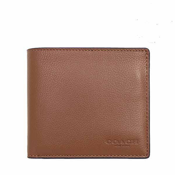 feb06c5852 Authentic Coach Mens Wallet