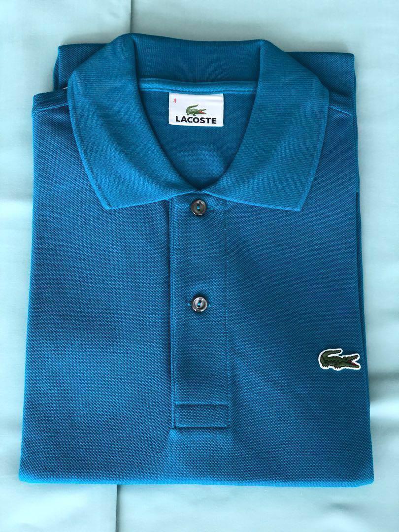 f306e38b Authentic Lacoste Polo Shirt for Men (Medium), Men's Fashion ...