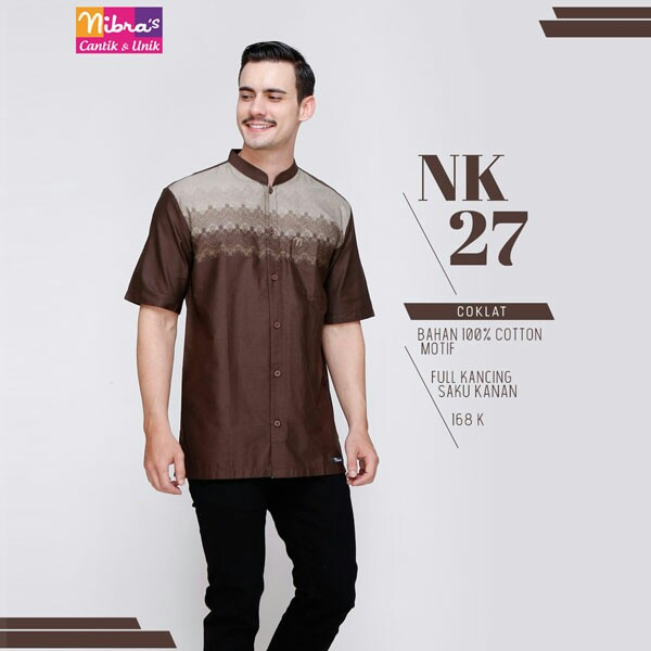Baju Muslim Pria By Nibras Men S Fashion Men S Clothes On Carousell