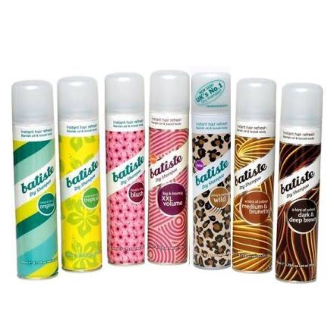 Batiste Dry Shampoo Floral Flirty Blush 200ml Khusus Jabodetabek 200 Ml Photo Source