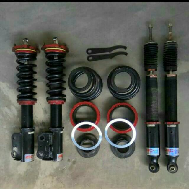 BC V1 Coilovers For FD2R