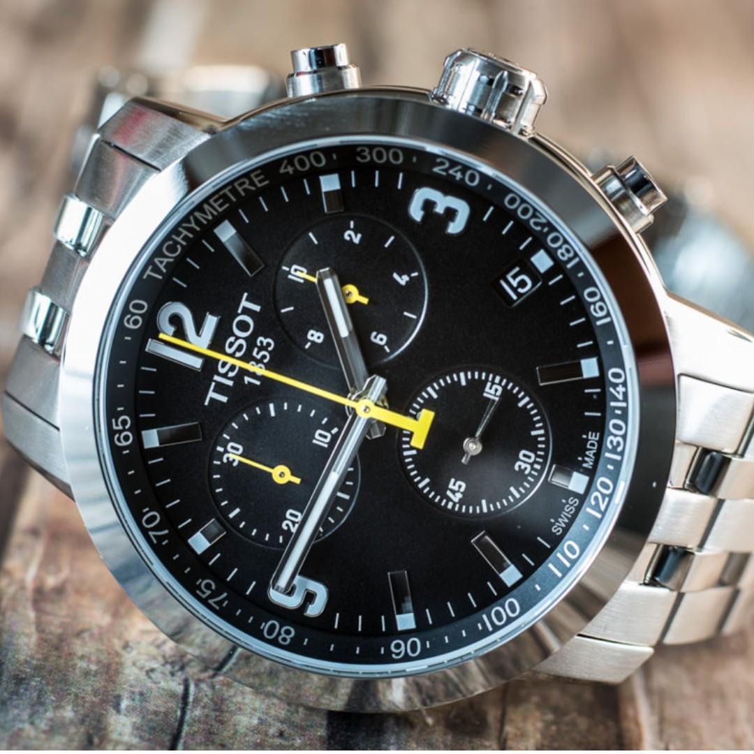 de0677138 BNIB] Tissot T-Sport PRC 200 Chronograph T055.417.11.057.00 Mens ...