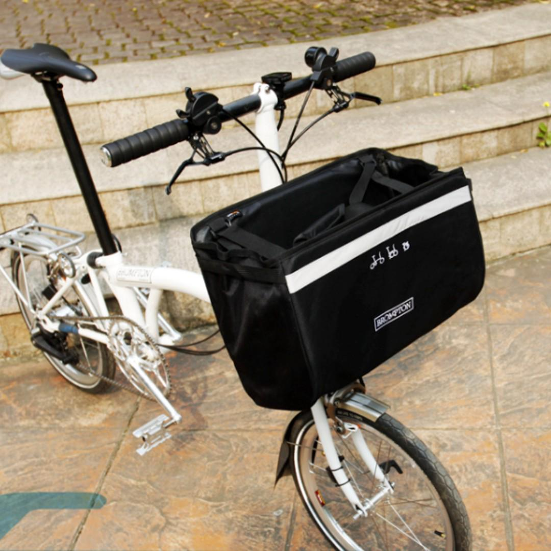 ACE Rain Cover for Brompton S or Basket Front Bag