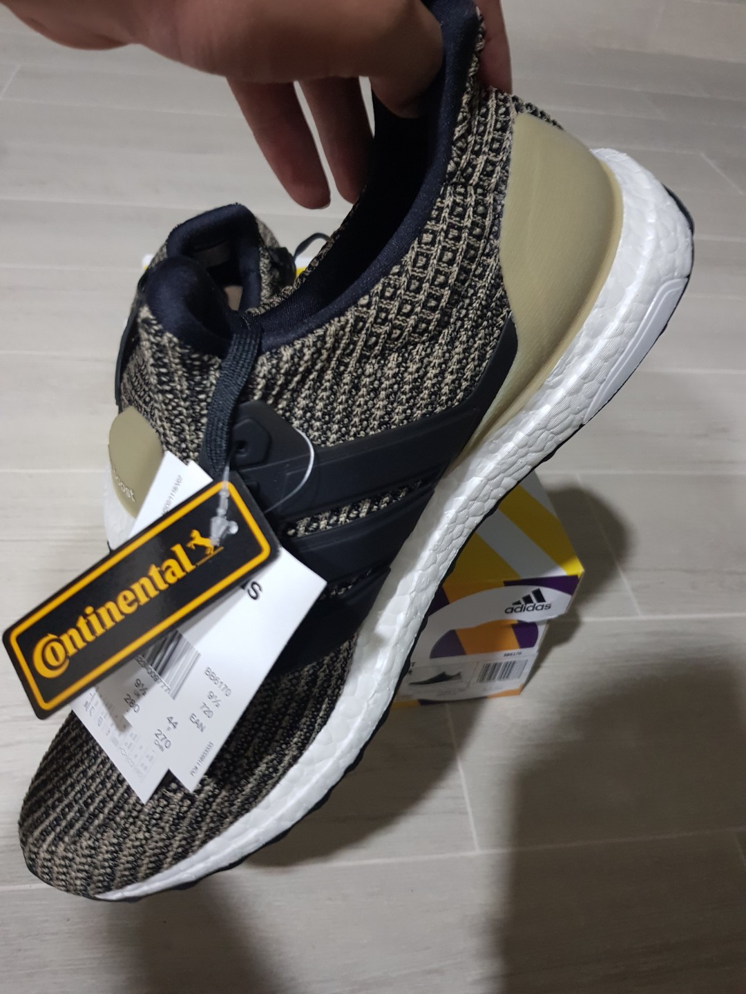 a261725eb  CUSTOMER ORDERS  Adidas Ultraboost 4.0 Black and Gold (Dark Mocha) Flash  Sale!