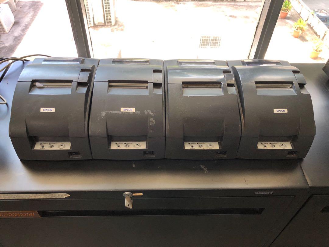 EPSON receipt printer (ink type)