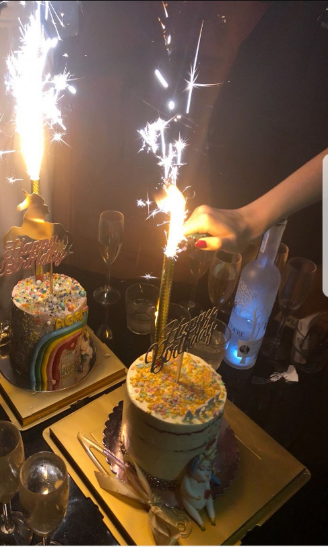 Fireworks Special Sparkling Birthday Candles Everything Else On