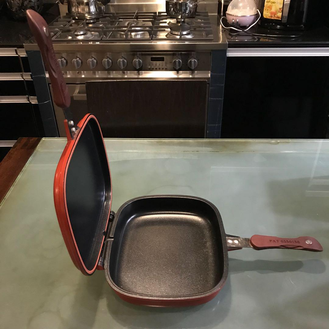 Happy Call double sided multipurpose pan