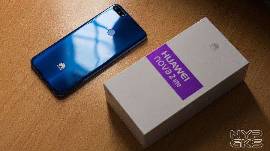 Huawei Nova 2i Lite Box Pack