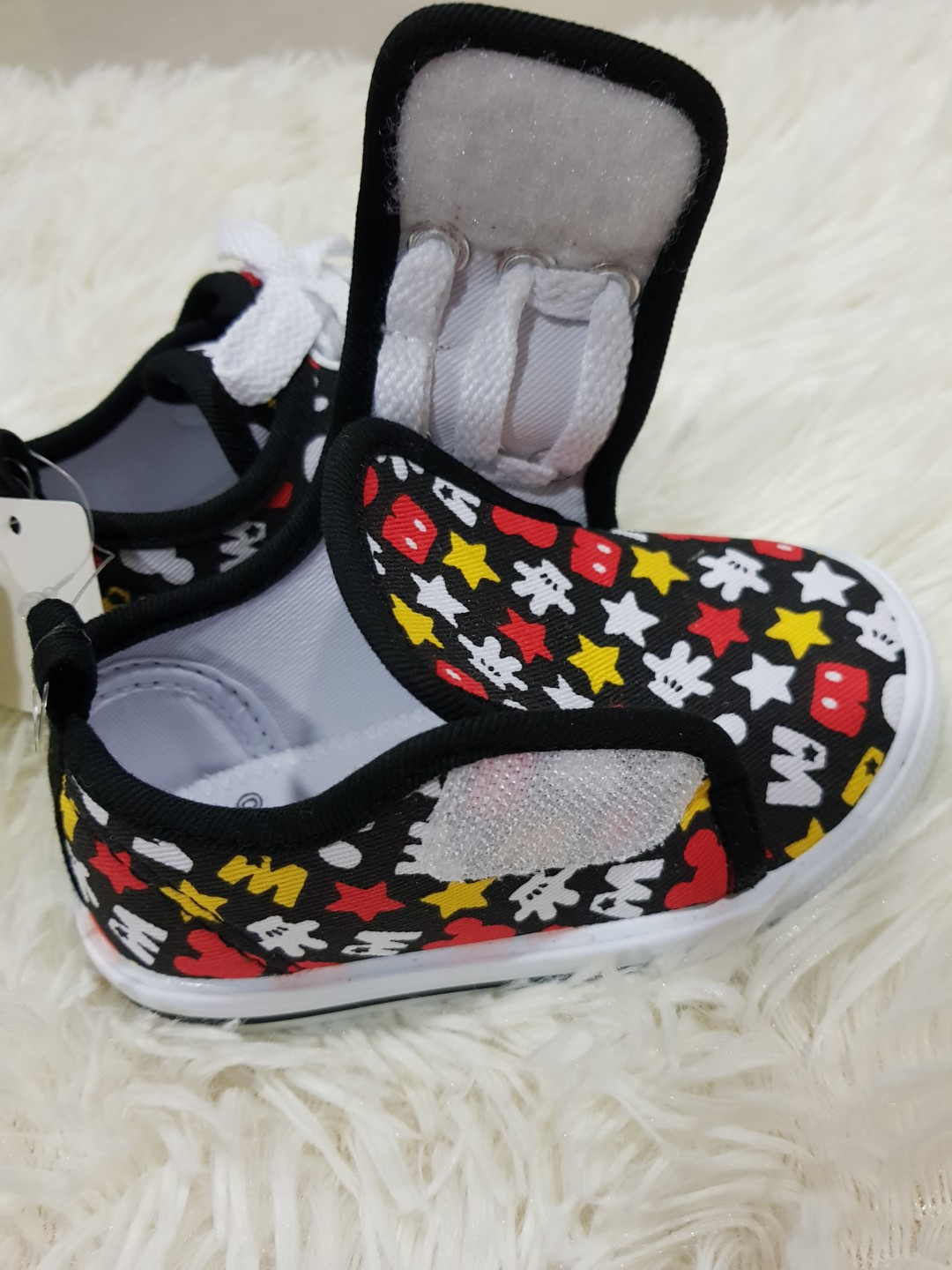 9f4ce5fc1e Japan Disney Mickey Mouse Shoes Baby Toddler