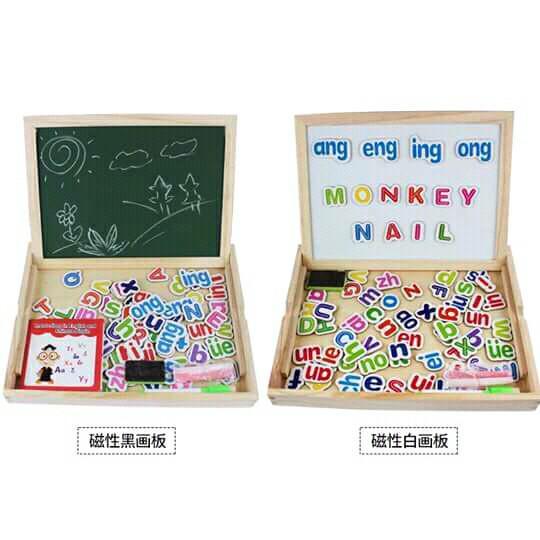 Kids educational board