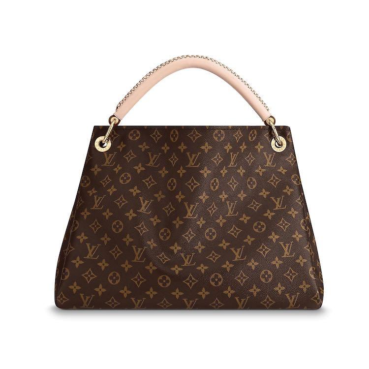 063db130c098 100% Authentic Louis Vuitton Artsy MM