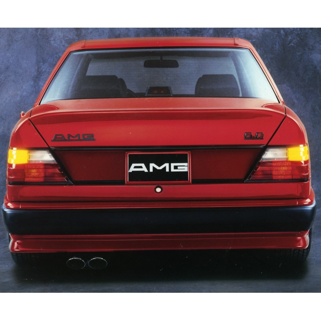 Mercedes Benz E Class W124 AMG Hammer Bodykit (custom)