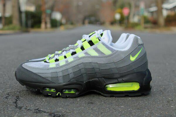 separation shoes 5a565 a8eac Nike Airmax 95 og neon
