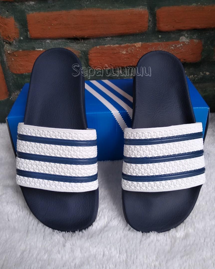 eefdfd06d Sandal Adidas Adilette Original, Men's Fashion, Men's Footwear ...