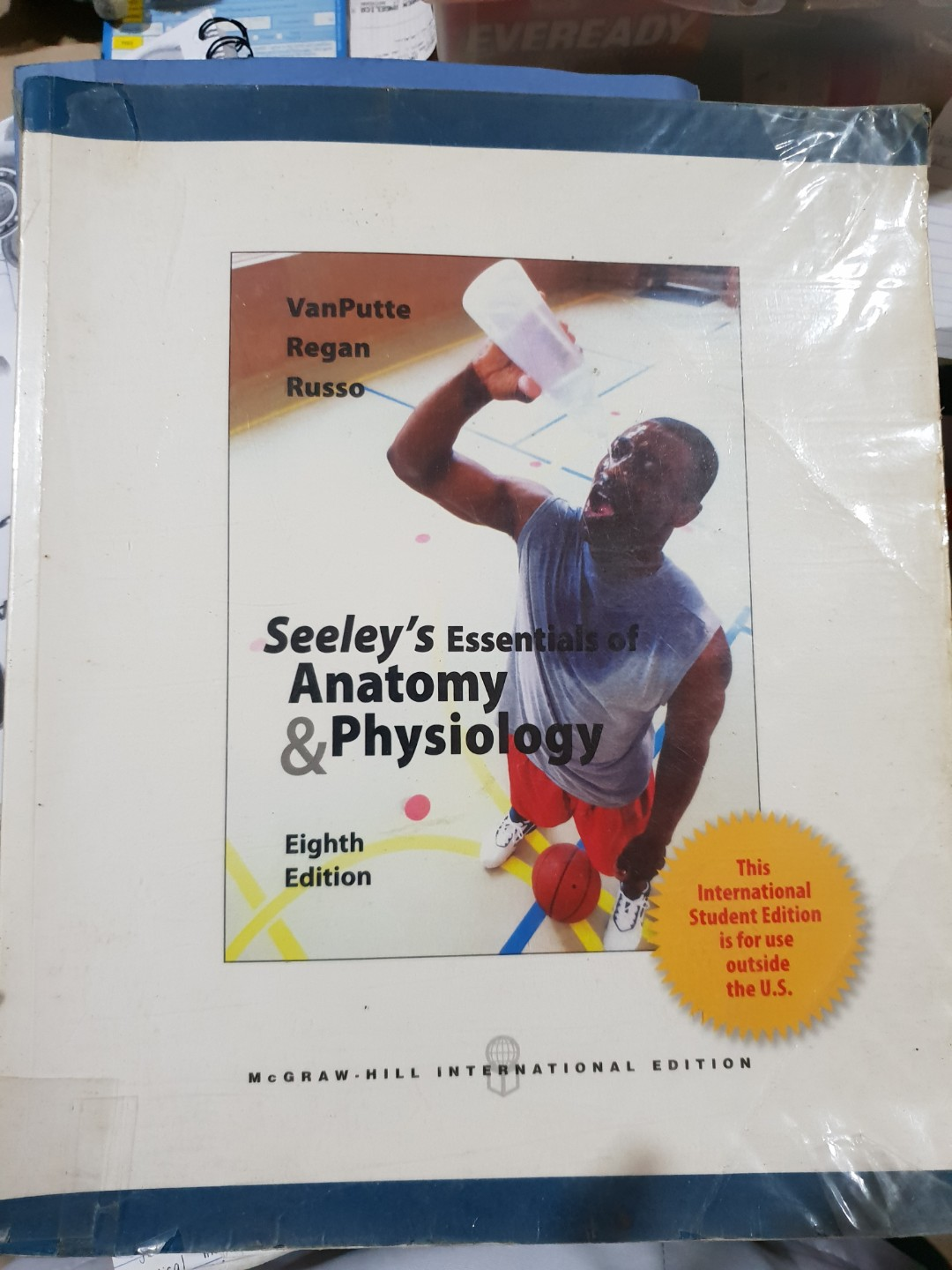 Seeley\'s Anatomy & Physiology, Textbooks on Carousell