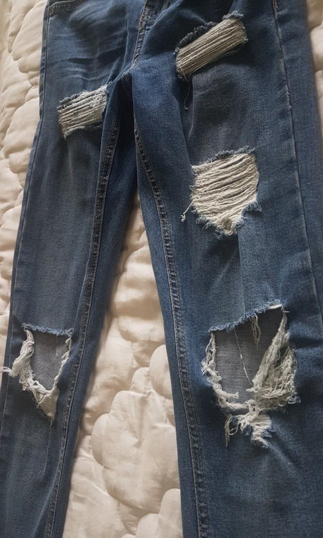 Top shop Jean's