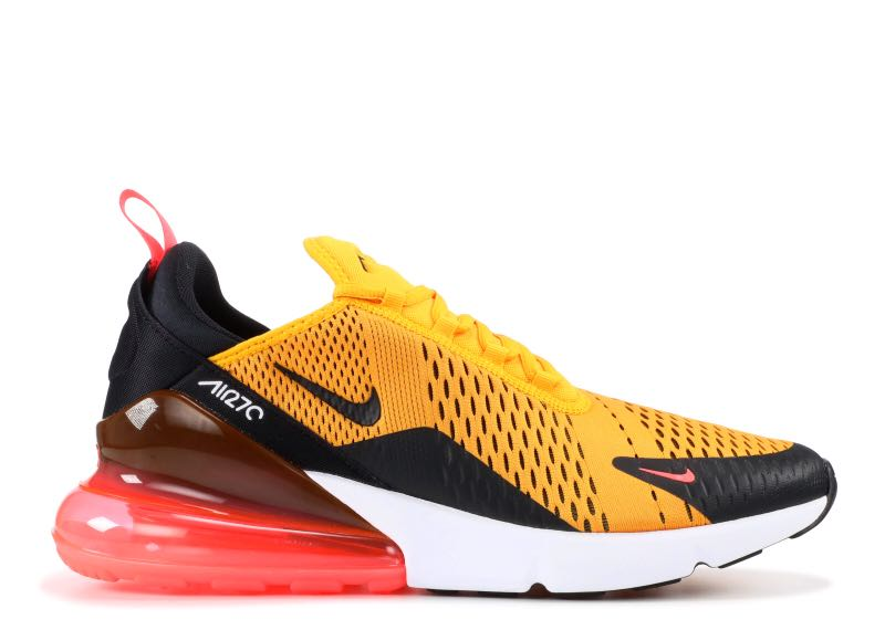 3f6857d7d0 UA Air Max 270 Tiger Colourway, Men's Fashion, Footwear, Sneakers on ...