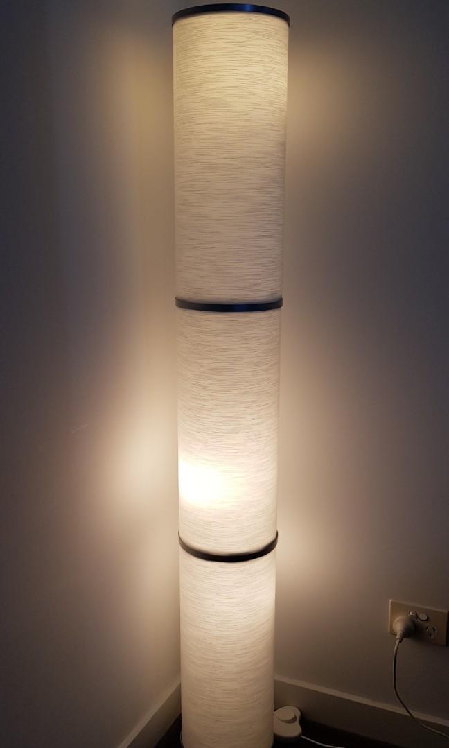 Vidja Floor Lamp Home Furniture Furniture On Carousell