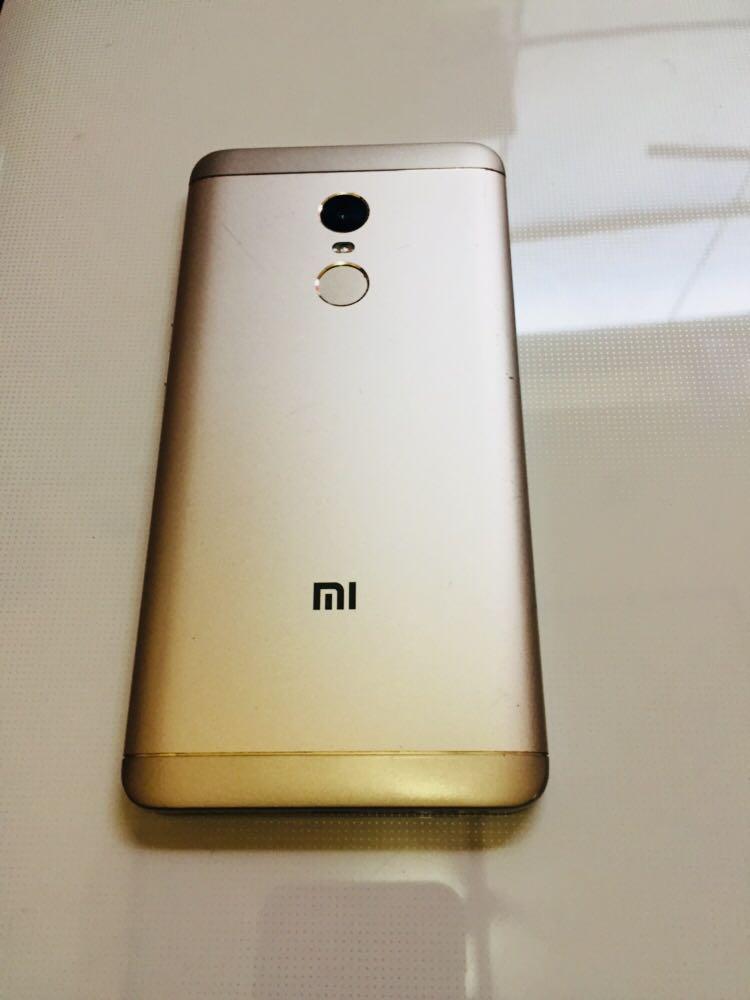 Xiaomi Note 4 Gold 4/64 GB (no minus)