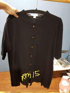 Mens cotton shirt ( good quality bought from bkk)