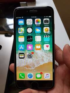 Iphone6 Space Gray 64gb