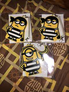 Minion Card Holder