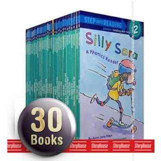 🚚 Step Into Reading Level 2 Collection Boxset Gift ( All Paperback Books and Brand New )