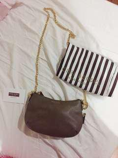 NEW&AUTHENTIC Henri Bendel sling bag