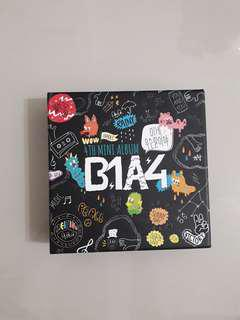 B1A4 What's Going On ? Album
