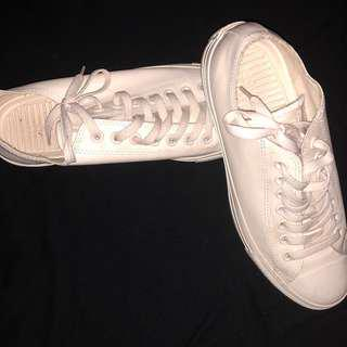 CONVERSE CHUCK TAYLOR ALL STAR RUBBER OX TRAINERS