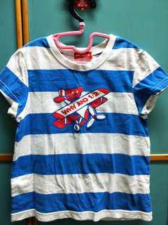 🚚 1/2兒童T恤(5號)2件400