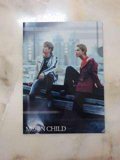 Gackt and Hyde Moon Child A4 Folder File