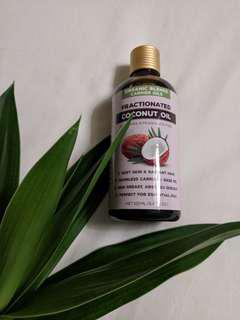Fractionated Coconut Oil (Carrier Oil) 100ml