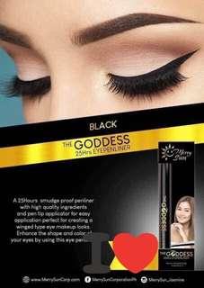 The Goddess Liquid Eyeliner