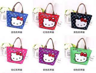 BN Hello Kitty Hand Bag