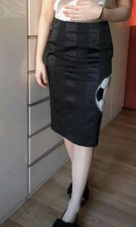 Moschino authentic pencil skirt
