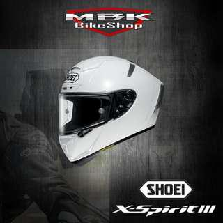 SHOEI XSPIRIT III PLAIN COLOUR