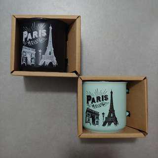 巴黎鐵塔精品杯 (購自法國)