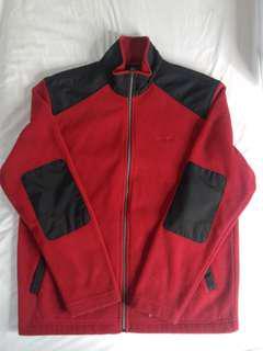 Calvin Klein Tech Fleece - Red and Black
