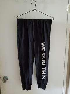 Skinny Sweatpants Joggers